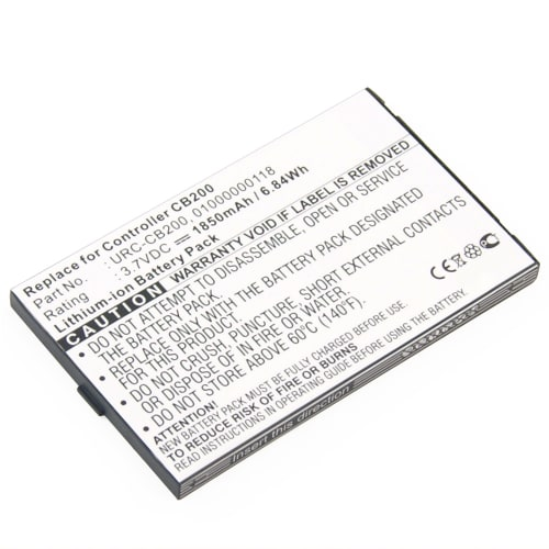 Batterij voor Sonos CB200 Controller CR200 CB200WR1 - URC-CB200 01000000118 MH28768 425060N 108098058018052 (1850mAh) vervangende accu