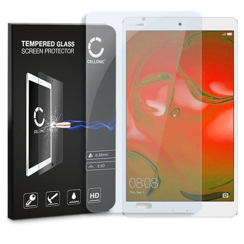 Displaybeschermglas voor Huawei MediaPad M3 8.4 (2.5D)