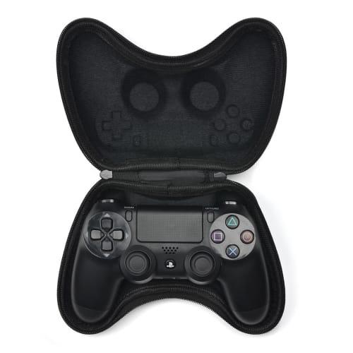 Étui pour Dualshock 4 Controller - Plastique, noir Housse Pochette