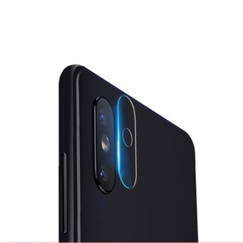 Camera Lens Protector for Xiaomi Mi A2 - Tempered Glass (HD-Quality /  Camera lens protective cover / 0,30mm / 9H)