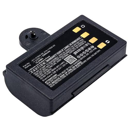 Batterij voor Garmin GPSMAP 620, GPSMAP 640 - 010-11025-03,011-01834-00 (2200mAh) vervangende accu