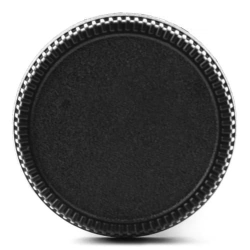 Bayoneta Cubierta Protectora Leica R Mount Elmarit-R, Summilux-R, Summicron-R, Telyt-R, Elmar-R, Angulon CELLONIC Tapa Objetivo Trasera Compatible con Leica R