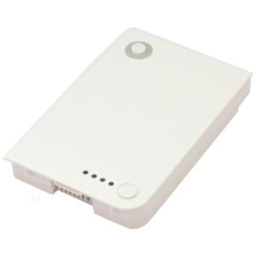 Batterie pour Apple iBook G3 12 - M6497 / A1005 / iBook G4 12 - A1054 / A1133 (4400mAh)