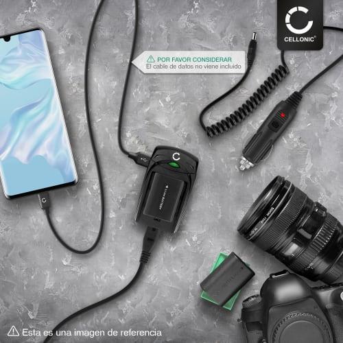 Cable USB Traveler DC-X dc-9900 dc-120 dv-10 HD cable de carga 1a negro