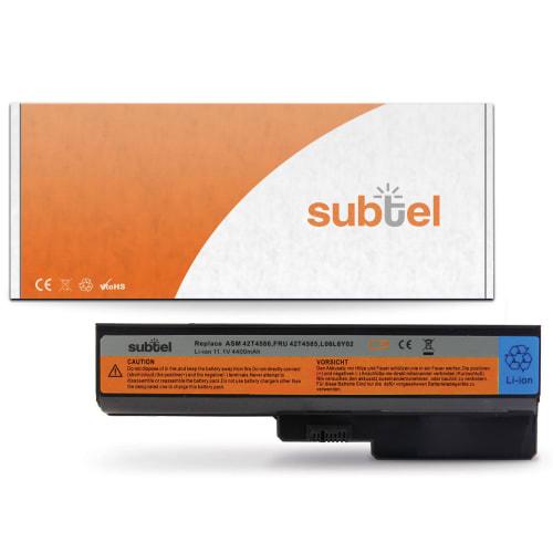 Batterie pour Lenovo 3000-N500 / 3000-G430 / 3000-G530 / G450 / G455 / G530 / G550 / B460 / B550 / G555 - 42T4585 (4400mAh) Batterie de remplacement