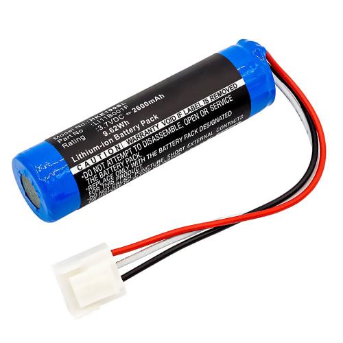 Batterij voor Harman Kardon Onyx Studio 1, Onyx Studio 2 - LI11B001F 2600mAh vervangende accu