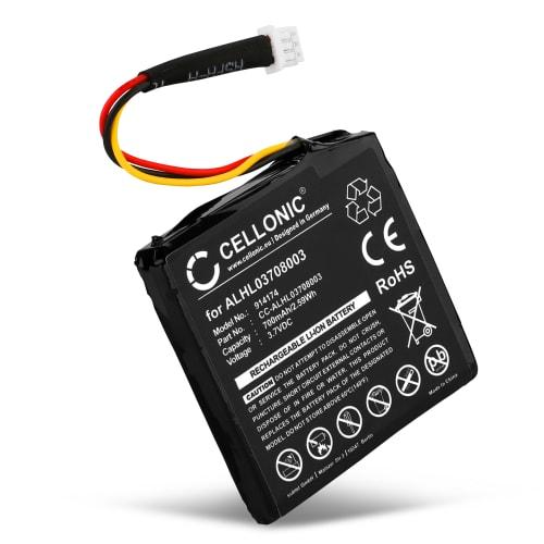 Batterie pour TomTom Start 20 Start 25, 4EN.001.02 4EN42 4EN52 4EV42 4EV52 - ALHL03708003,1ICP6/34/36 700mAh , Batterie de remplacement
