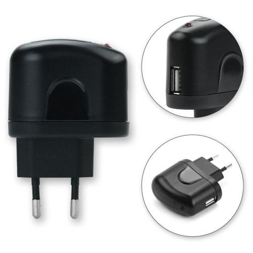 USB Charger for Switel eSmart M2 / eSmart M3 / M600D / M190 / M270D / M275D / M220 Classico USB Adapter