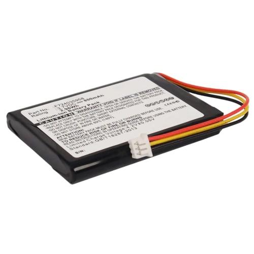 Batterie pour TomTom ONE XL, ONE XL Europe, ONE XL Regional, XL 325 - F724035958 (800mAh) Batterie de remplacement