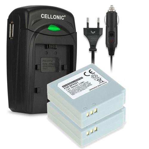 subtel® Chargeur Compatible avec Samsung VP MX20 MX10 SMX
