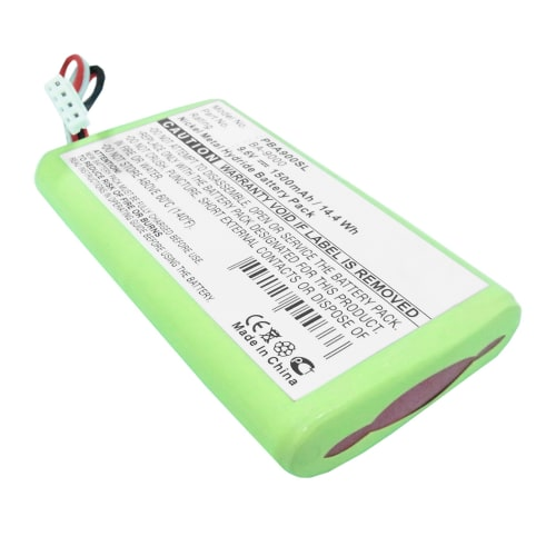 Batterie pour Brother P-touch 9600 PT-9600 - BA-9000,BA9000,BA 9000 (1500mAh) Batterie de remplacement
