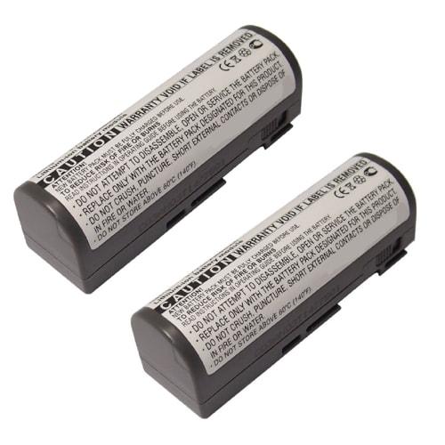 2x Batteri för Sony MZ-B3 MZ-E3 MZ-R2 MZ-R3 MZ-R30 MZ-R35 MZ-R4 - LIP-12 LIP-12,LIP-12H (2300mAh) Ersättningsbatteri