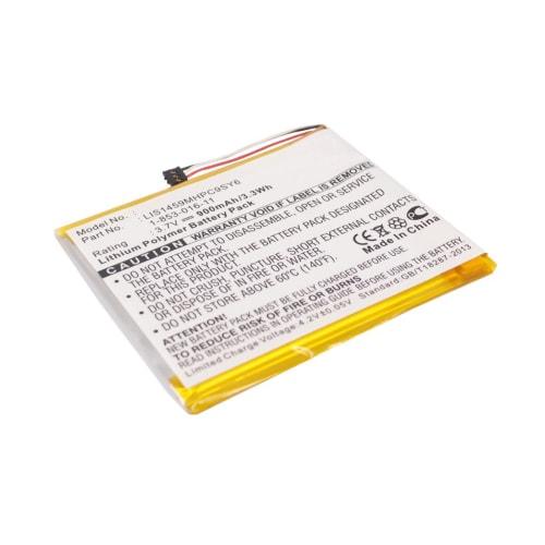 Accu voor Sony PRS-350 PRS-650 (900mAh)