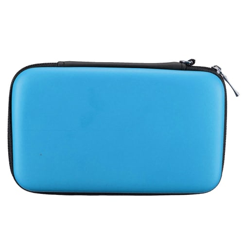 Case for Nintendo 3DS / 3DS XL / New 2DS XL / New 3DS XL - Plastic, Blue Case