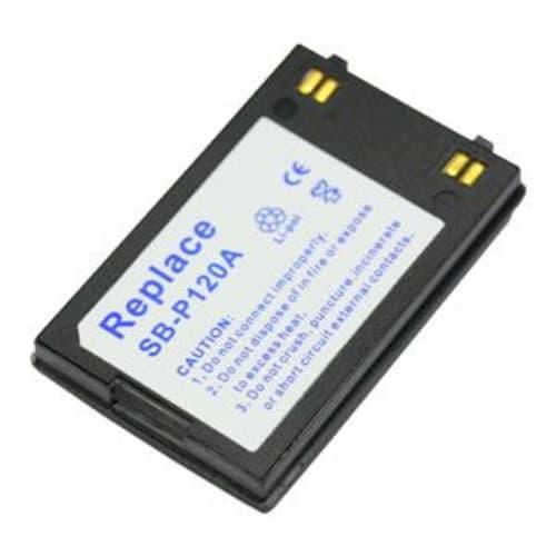 Akku für Samsung VP-X205L / VP-X210L / VP-X220L / VP-X300 / SC-MM10S (2400mAh) SB-P120A,SB-P190A,SB-P240A