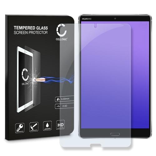 Displaybeschermglas voor Huawei MediaPad M5 8.4 (2.5D)