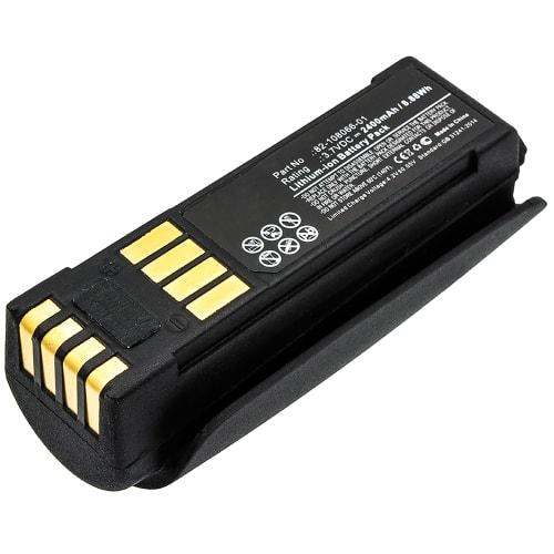 Akku für Motorola MT2000, MT2070, MT2090 - 82-108066-01, 82-108066-1, KT-BTYMT-01R (2400mAh) Ersatzakku