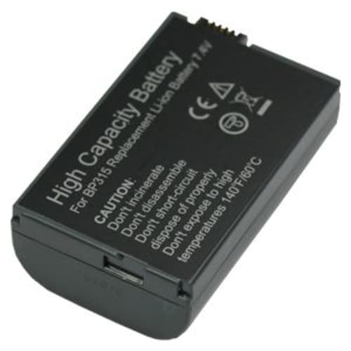 BP-315 Battery for Canon IXY DV M5 / MVX4i / Optura 600 / HV10