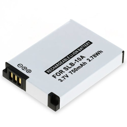 Batterie pour Medion Life S47018 - 750mAh , SLB-10A FJ-SLB-10A Batterie de remplacement