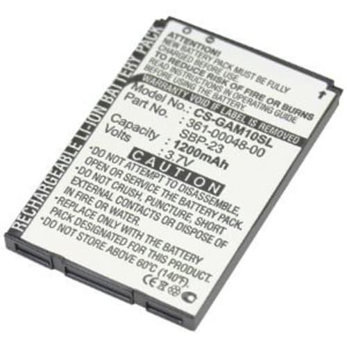 Akku für Garmin - Asus nüvifone M10 (1200mAh) 361-00048-00,SBP-23