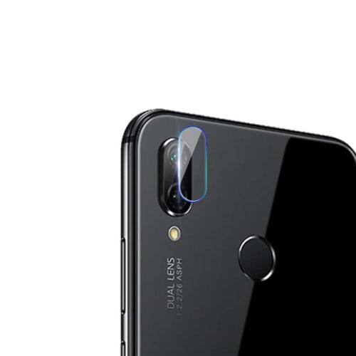 Vetro protettivo fotocamera Huawei P20 Lite (Pellicola protettiva , 9H, 0,33mm, Full Glue) Pellicola vetro temperato