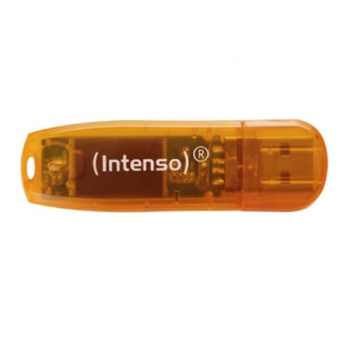 64GB Intenso USB-Stick Rainbow Line