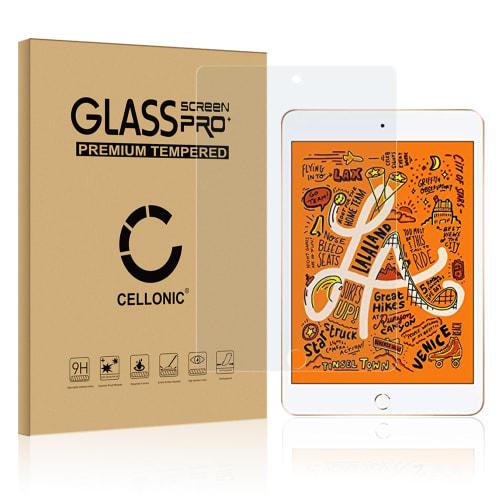 Skärmskyddsglas iPad Mini (2019) / iPad Mini 4 (2.5D, 9H, 0,33mm, Full Glue) Displayskydd Mobilskydd