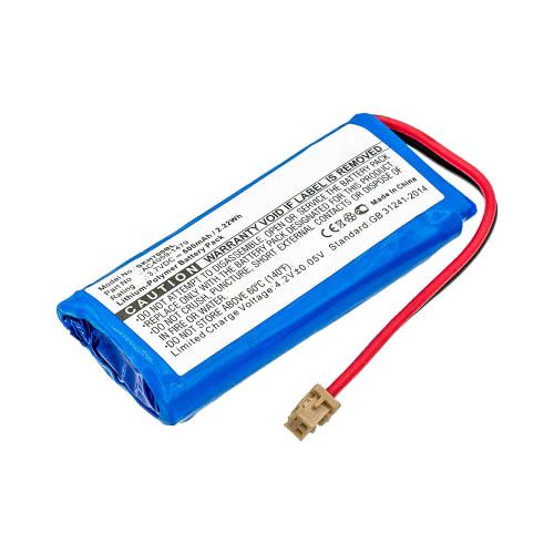 Batería para Socket Mobile CHS 7Qi / CHS 7X / CHS 7Xi - AC4059-1479 (600mAh) Batería de Reemplazo