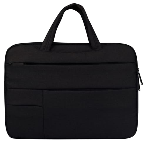 "Black Laptop Bag for Acer Aspire 3 / Aspire 5 / Chromebook / Swift 3 15.6"" Laptops 