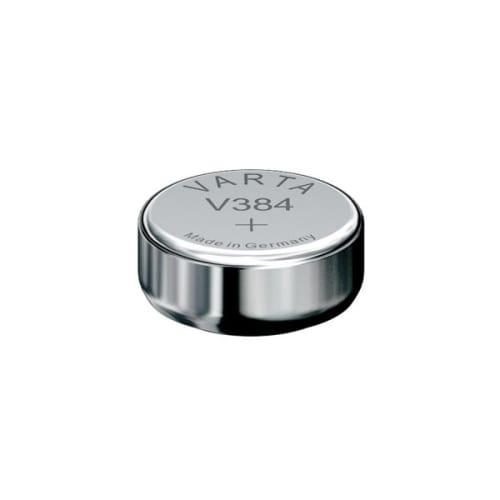 Uhrenbatterie Varta V384 SR41 / SR736SW 384 (x1) Knopfbatterie Knopfzelle Zellenbatterie