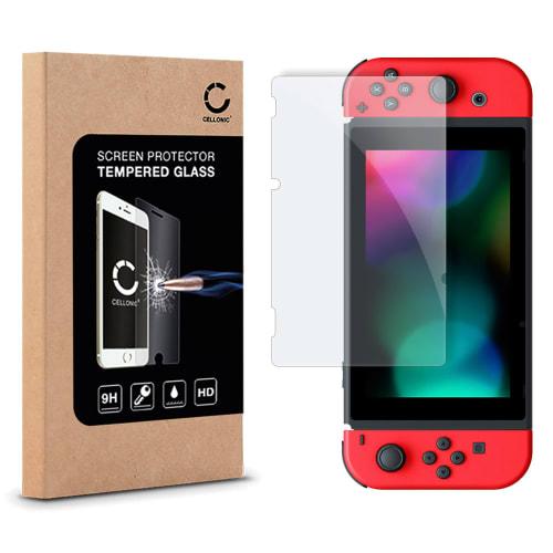 Displaybeschermglas voor Nintendo Switch (2.5D)