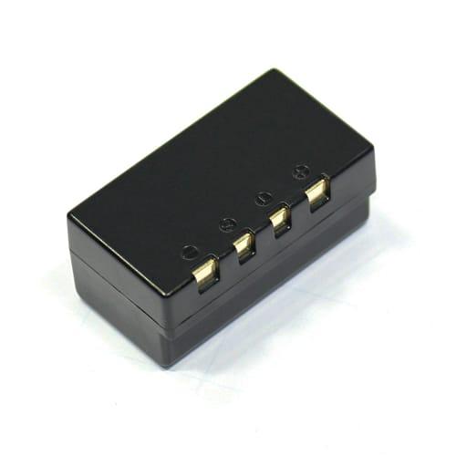 Batería para Casio Cassiopeia IT-500, IT-500M30B, IT-500M30R, DT-5100 - DT-5123BAT DT-5124LBAT (1650mAh) Batería de Reemplazo