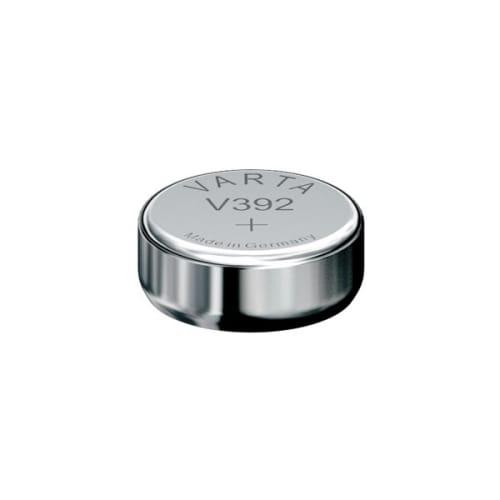 Uhrenbatterie Varta V392 SR41 / SR736W 392 (x1) Knopfbatterie Knopfzelle Zellenbatterie