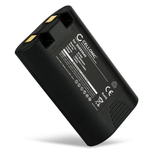 Batterij voor DYMO LabelManager 360D, LabelManager 420P, Rhino 4200, Rhino 5200, 3M PL200 - S0895840,W002856 (1600mAh) vervangende accu