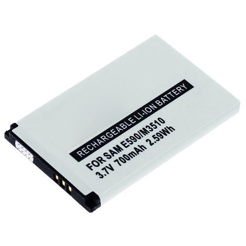 Akku für Samsung GT-E2550 / GT-S3550 / GT-S3500 / GT-M3510 / SGH-E590 / SGH-E790 (700mAh) AB403450BE, AB403450BU, AB403450BC