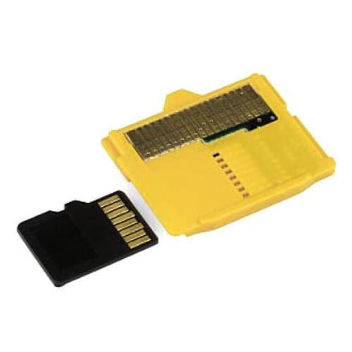 XD-adapter voor MicroSD geheugenkaarten