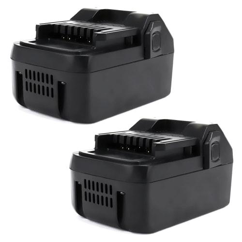 2x Batería 18V, 3Ah, Li-Ion para Hitachi C 18DSL, DS 18DSFL, DN 18DSL, DS 18DSDL, UR 18DSL - BSL 1830, BSL 1815X batería de Reemplazo