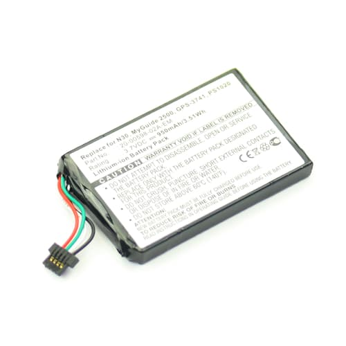 Battery for Yakumo alpha GPS / alphaX GPS / Acer n30 (900mAh)  PS1020