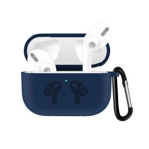 Étui pour Apple AirPods Pro - Silicone, bleu Housse Pochette