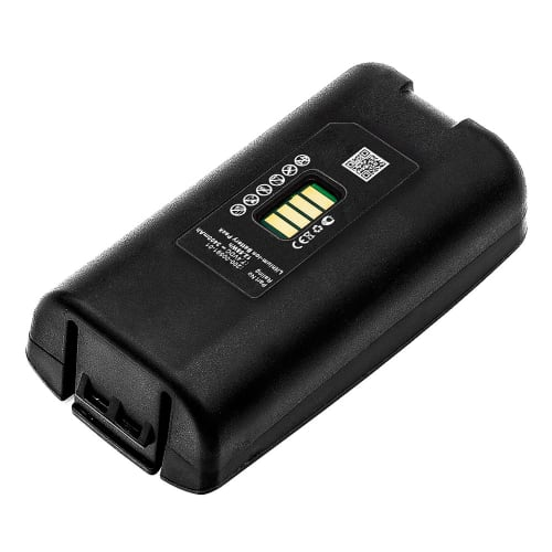 Batterie pour Honeywell Dolphin 7900, 9500, 9550, 9900 Handheld, LXE MX6 - 200-00591-01,200002586,20000591-01,20000702-02,20000702 (3400mAh) Batterie de remplacement