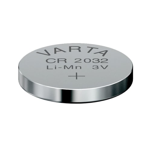 Button Cell Varta 6032 CR2032 CR-2032 DL2032 (x1) Button Cell