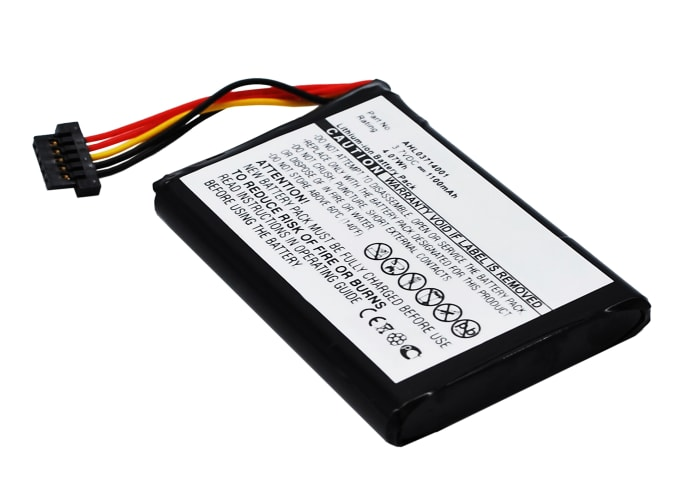 Battery for TomTom GO 940 Live - AHL03714001 (1100mAh) Replacement battery