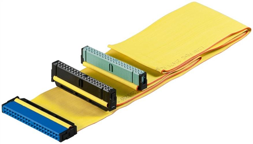 HDD IDE Kabel 40 Pin Anschluss, 60cm