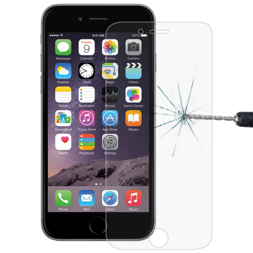 Screen protector glass iPod Touch 6 (2.5D, 9H, 0,33mm, Full Glue) Tempered Glass