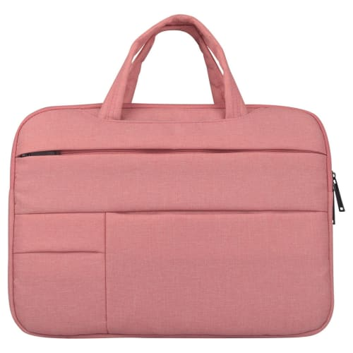 "Pink Laptop Bag for HP ENVY x360 13 / Pavilion 13 / Stream 11 13,3"" Laptops 