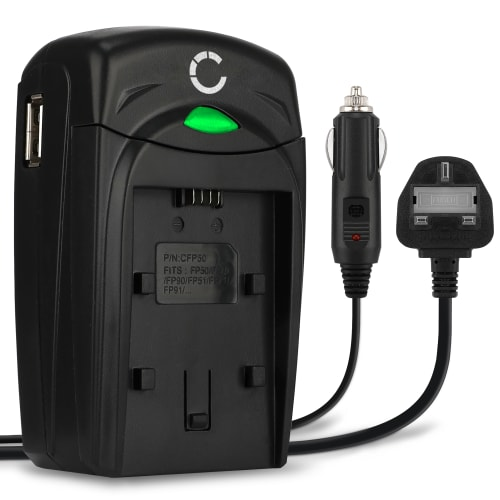 Charger CB-2LUE for NB-3L,NB-13LH (Digital Digital IXUS 750, IXUS 700, Digital IXUS i, PowerShot SD550, SD500, SD10, IXY Digital L2) Power Supply