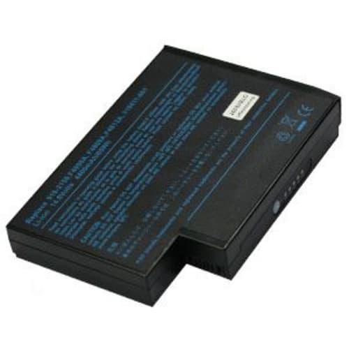Akku für HP Compaq nx9000 nx9005 nx9008 nx9010 nx9020 nx9030 nx9040 OmniBook (4400mAh)