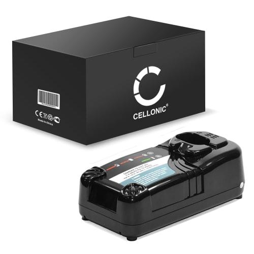 noir chargeur compatible pour batterie Hitachi type EB14B 7,2V-18V
