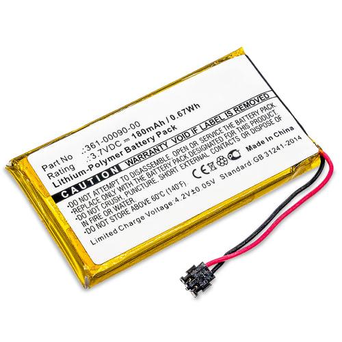 Batería para Garmin VivoActive HR - 361-00090-00 (180mAh) Batería de Reemplazo