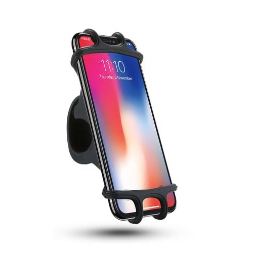 Support de guidon de vélo pour téléphones intelligents (4.5